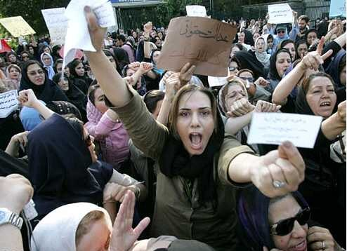 Iran Women's Rights